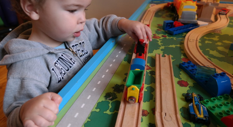Train Tables for 2-Year-Olds