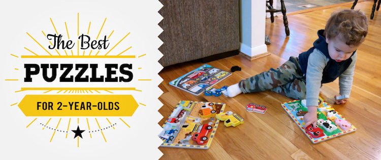 The Best Puzzles For 2 Year Olds The Best Toys For 2 Year Olds